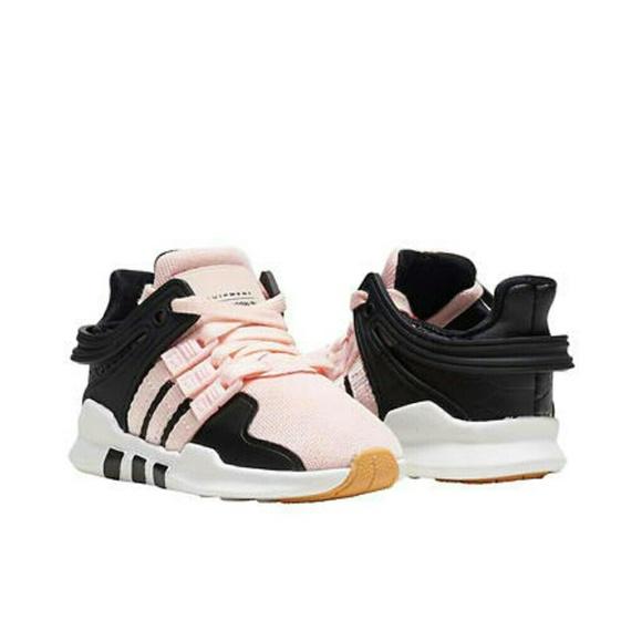 quality design 01c8b 2bedb Adidas eqt toddler girls NWT